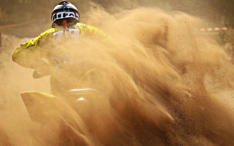 Motocross gite des frontières