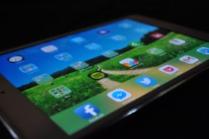 tablette WiFi gite des frontières